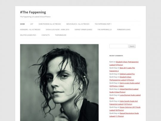 The Fappening Pro